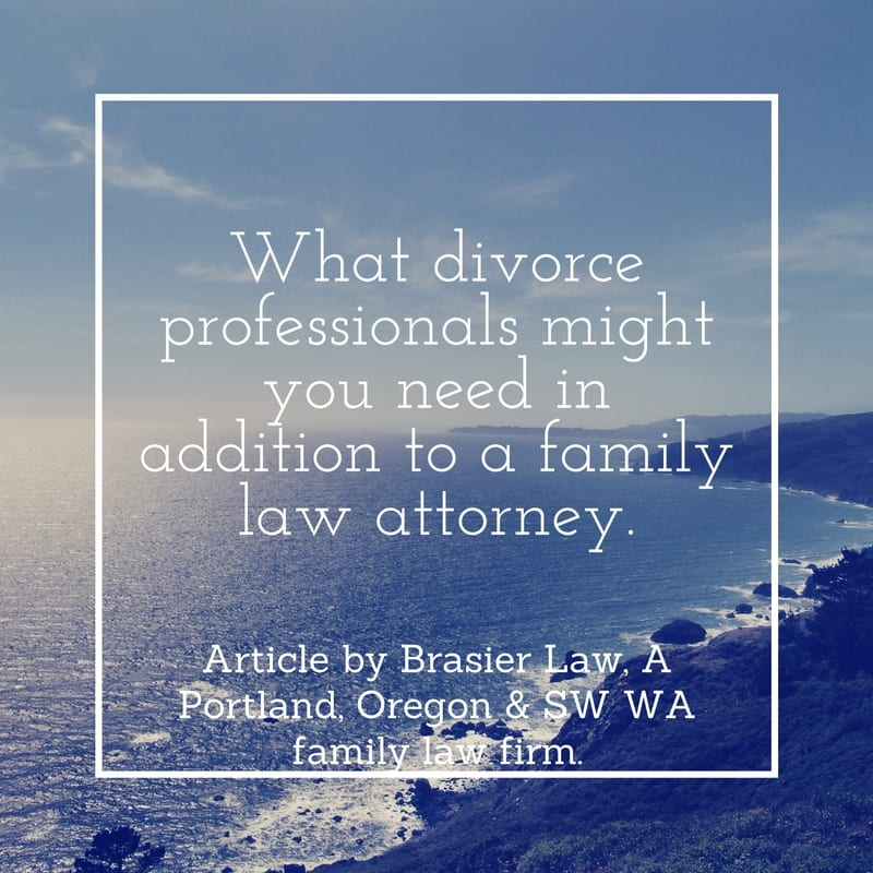 Portland divorce professionals