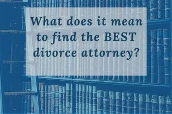 Best Portland Oregon divorce attorney
