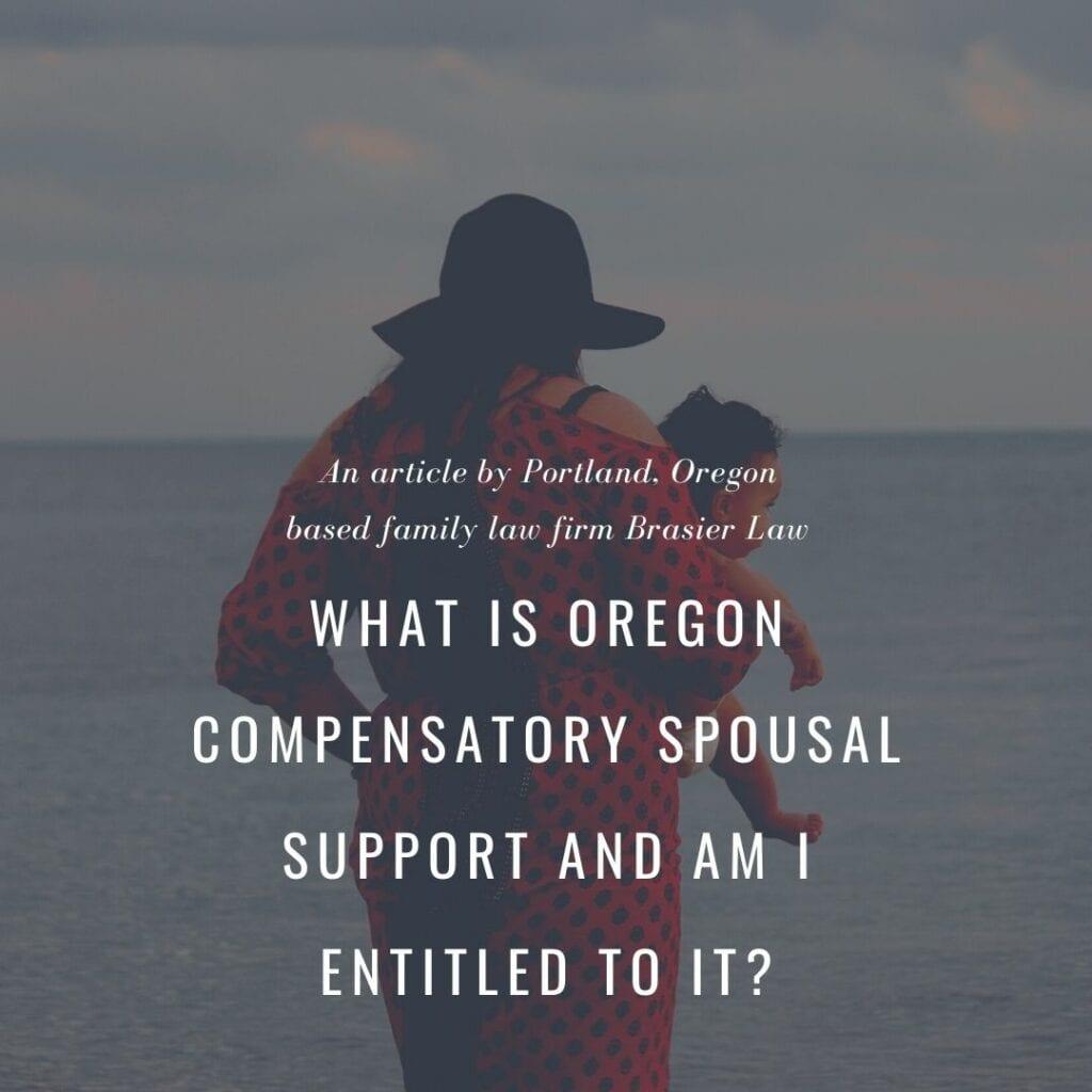 Oregon Compensatory support